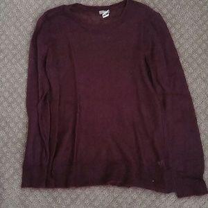 J jill sheer mohair sweater